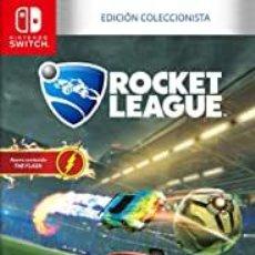 Videojuegos y Consolas Nintendo Switch: ROCKET LEAGUE COLLECTOR EDITION - SWI (2ª MANO - BUENO). Lote 288425048