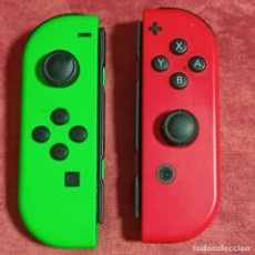 Videojuegos y Consolas Nintendo Switch: MANDO - NINTENDO SWITCH, JOY-CON, DOS MANDOS, VERDE Y ROJO. Lote 290858008