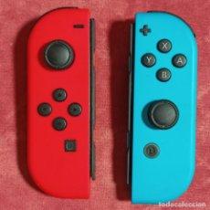 Videojuegos y Consolas Nintendo Switch: MANDO - NINTENDO SWITCH, JOY-CON, DOS MANDOS, AZUL Y ROJO. Lote 290858058