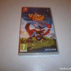 Videojuegos y Consolas Nintendo Switch: KAZE AND THE WILD MASKS NINTENDO SWITCH PAL NUEVO PRECINTADO. Lote 293510153