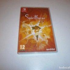 Videojuegos y Consolas Nintendo Switch: SPIRITFARER NINTENDO SWITCH PAL NUEVO PRECINTADO. Lote 293510433