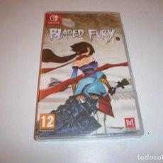 Videojuegos y Consolas Nintendo Switch: BLADED FURY NINTENDO SWITCH PAL NUEVO PRECINTADO. Lote 293510523
