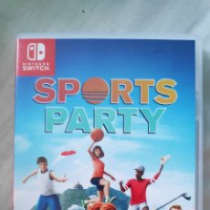 Videojuegos y Consolas Nintendo Switch: SPORTS PARTY SWITCH. Lote 293611448