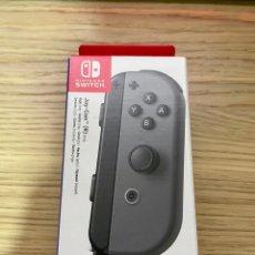 Videojuegos y Consolas Nintendo Switch: JOYCON IZQUIERDO GRIS NINTENDO SWITCH. Lote 294520048
