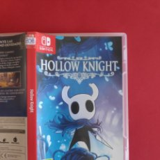 Videojuegos y Consolas Nintendo Switch: HOLLOW KNIGHT NINTENDO SWITCH. Lote 295481693