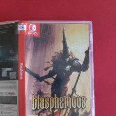 Videojuegos y Consolas Nintendo Switch: BLASPHEMOUS. Lote 295482223