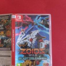 Videojuegos y Consolas Nintendo Switch: ZOIDS WILD: BLAST UNLEASHED. Lote 295488618