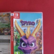 Videojuegos y Consolas Nintendo Switch: SPYRO REIGNITED TRILOGY. Lote 295489013
