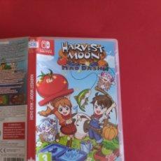 Videojuegos y Consolas Nintendo Switch: HARVEST MOON: MAD DASH. Lote 295489273