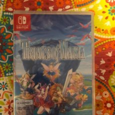 Videojuegos y Consolas Nintendo Switch: TRIALS OF MANA SWITCH PRECINTADO!!!. Lote 295801048