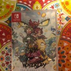 Videojuegos y Consolas Nintendo Switch: WONDERBOY: THE DRAGON'S TRAP SWITCH PRECINTADO!!!. Lote 295801203