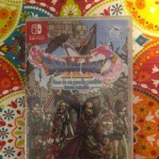 Videojuegos y Consolas Nintendo Switch: DRAGON QUEST XI: ECOS DE UN PASADO PERDIDO SWITCH PRECINTADO!!!. Lote 295801393