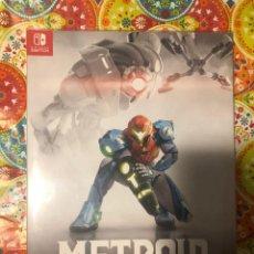 Videojuegos y Consolas Nintendo Switch: METROID DREAD ED. SPECIAL SWITCH PRECINTADO!!!. Lote 295801548