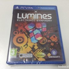 Videojogos e Consolas: LUMINES ELECTRONIC SYMPHONY. Lote 68161197