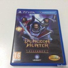 Videojogos e Consolas: DUNGEON HUNTER ALLIANCE. Lote 68164209