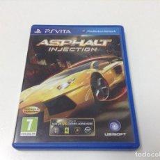 Videojuegos y Consolas PS Vita: ASPHALT INJECTION. Lote 245074440