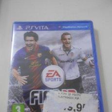 Videojuegos y Consolas PS Vita: PSVITA PS VITA FIFA13 ESPAÑOL NUEVO PRECINTADO. Lote 86050292