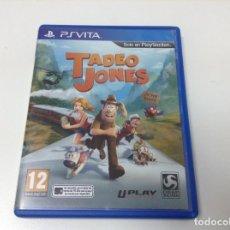 Videojuegos y Consolas PS Vita: TADEO JONES. Lote 90112536