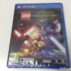 Videojuegos y Consolas PS Vita: LEGO STAR WARS EL DESPERTAR DE LA FUERZA. Lote 91515285