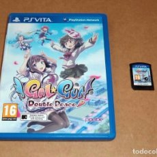 Videojuegos y Consolas PS Vita: GAL *GUN : DOUBLE PEACE PARA SONY PSVITA / VITA , PAL. Lote 93222570
