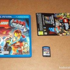 Videojuegos y Consolas PS Vita: LEGO LA LEGO PELICULA : EL VIDEOJUEGO PARA SONY PSVITA / VITA , PAL. Lote 93222875