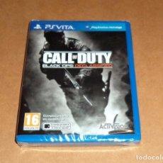 Videojuegos y Consolas PS Vita: CALL OF DUTY BLACK OPS : DECLASSIFIED , A ESTRENAR PARA SONY PSVITA / VITA ,PAL. Lote 93222945