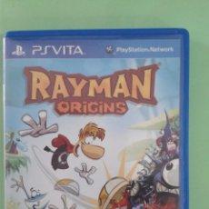 Videojuegos y Consolas PS Vita: RAYMAN ORIGINS. Lote 94900523