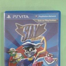 Videojuegos y Consolas PS Vita: THE SLY TRILOGY. Lote 94900859