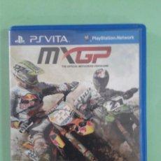 Videojuegos y Consolas PS Vita: MXGP. Lote 94901723