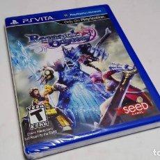 Videojuegos y Consolas PS Vita: RAGNAROK ODYSSEY (VITA) VERSION USA ( PRECINTADO!). Lote 95051887