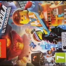 Videojuegos y Consolas PS Vita: LEGO LA PELICULA. Lote 95092559