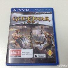 Videojuegos y Consolas PS Vita: GOD OF WAR COLLECTION. Lote 95428751