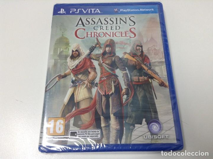 Assassin S Creed Chronicles Sold Through Direct Sale 95946139