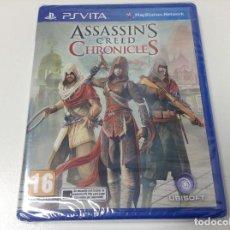 Videojogos e Consolas: ASSASSIN'S CREED CHRONICLES . Lote 95946139