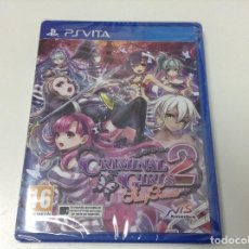 Videojuegos y Consolas PS Vita: CRIMINAL GIRLS 2 PARTY FAVORS. Lote 97472355