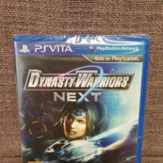 Videojuegos y Consolas PS Vita: DYNASTY WARRIORS NEXT PS VITA. Lote 97475271