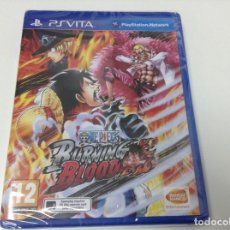 Videojuegos y Consolas PS Vita: ONE PIECE BURNING BLOOD. Lote 97520367