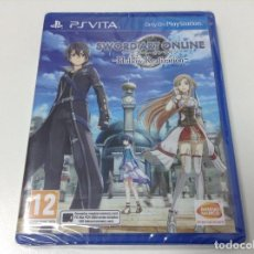 Videojuegos y Consolas PS Vita: SWORD ART ONLINE HOLLOW REALIZATION. Lote 98212451