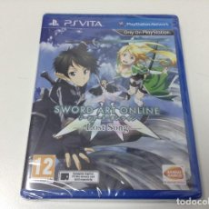 Videojuegos y Consolas PS Vita: SWORD ART ONLINE LOST SONG. Lote 98212739