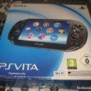 Videojuegos y Consolas PS Vita: CONSOLA PS VITA 3.63 OLED + TARJETA MEMORIA + INVIZIMALS FIRMWARE 3.63. Lote 98871607