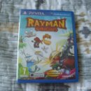 Videojuegos y Consolas PS Vita: RAYMAN ORIGINS - PSVITA - EDICION ESPAÑA - NUEVO PRECINTADO. Lote 101536735