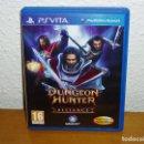 Videojuegos y Consolas PS Vita: DUNGEON HUNTER ALLIANCE SONY PLAYSTATION VITA PSVITA PS VITA PAL ESPAÑA. Lote 105685171