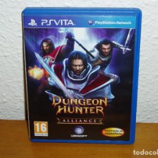 Videogiochi e Consoli: DUNGEON HUNTER ALLIANCE SONY PLAYSTATION VITA PSVITA PS VITA PAL ESPAÑA. Lote 105685171