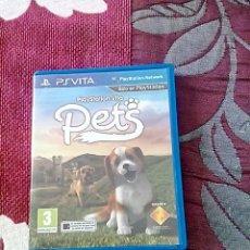 Videojuegos y Consolas PS Vita: PETS PS VITA. Lote 106659335