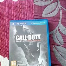 Videojuegos y Consolas PS Vita: CALL OF DUTY BLACK OPS PS VITA. Lote 106659439