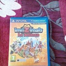 Videojuegos y Consolas PS Vita: INVIZIMALS LA ALIANZA. Lote 106659584