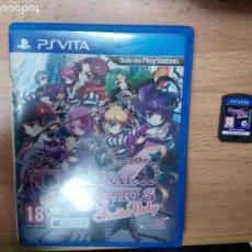 Videojuegos y Consolas PS Vita: CRIMINAL GIRLS INVITE ONLY - PSVITA PS VITA PLAYSTATION VITA - PAL ESP. Lote 106717603