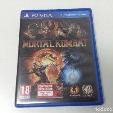Videojuegos y Consolas PS Vita: MORTAL KOMBAT. Lote 107717387