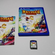 Videojuegos y Consolas PS Vita: RAYMAN ORIGINS ( SONY PS VITA -PAL- ESPAÑA) E9. Lote 108705807