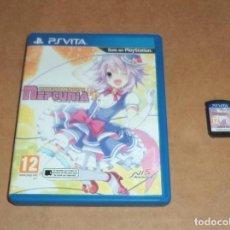 Videojuegos y Consolas PS Vita: HYPERDIMENSION NEPTUNIA PP : PRODUCING PERFECTION PARA SONY PSVITA / VITA , PAL. Lote 109455167